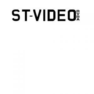 Logo van de firma ST Video