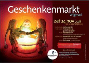 Geschenkenmarkt op 24 november
